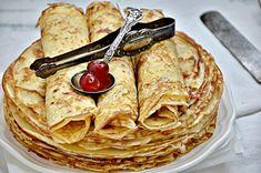 Greek Recipes, Pancakes, Ethnic Recipes, Food, Essen, Greek Food Recipes, Pancake, Meals, Yemek