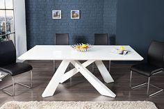Luxusný nábytok REACTION: Jedálenský stôl BIG CROSS