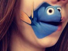 Deze instagramfoto's van make-upartieste brengen je zeker aan het lachen