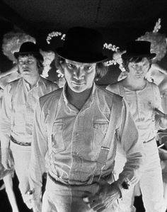 A Clockwork Orange, Stanley Kubrick (1971)