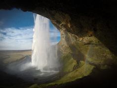Enter Daily for a Chance to Win Cash for an Iceland Adventure