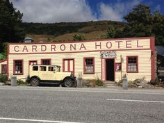Cardrona Hotel, Otago, South Island, New Zealand.. stayed here while Dirt bike riding with Tony Lucchesi