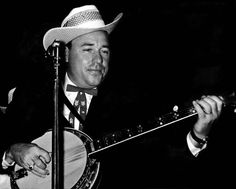Earl Scruggs, from Boiling Springs, NC, perfected and popularized the three-finger banjo-picking style, a defining characteristic of bluegrass music. He received two Grammies, was inducted into the Country Music Hall of Fame, the NC Music Hall of Fame, the International Bluegrass Hall of Honor, and received a star on the Hollywood Walk of Fame.