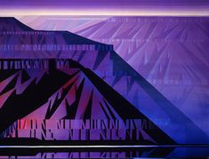 Gorgeous paintings by Eyvind Earle.