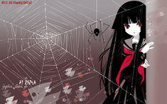 Tags: Jigoku Shoujo, Wallpaper, Enma Ai