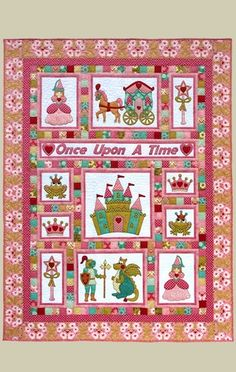 Once Upon A Time (PATTERNS)