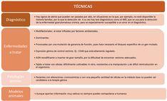 Limitaciones técnicas de la terapia génica.