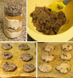 Gluten-Free Cookies in a Jar (Paleo, Vegan) « Detoxinista