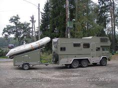 C306 6x6 camper & kit
