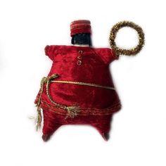 Haji Firooz handmade persian doll