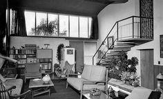 "casa en Bogota, arquitecto Guillermo Bermudez (1952), ahora Restaurante ""Casa"""