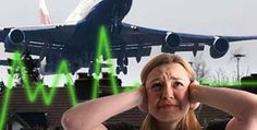 Aircraft noise have serious effects on heart patients ...