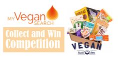 Join our competition to win an amazing Vegan Tuck Box... Simply enter the competition, share to collect points and, of course, download the app 😀 Here's your invite link: http://upvir.al/ref/J7503487