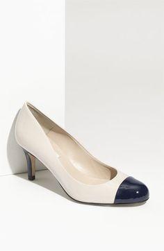 L.K.Bennett strikes again! Shoes for work..