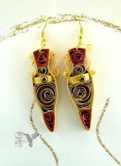 earrings-greek vase D Glab