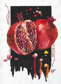 Fluidity 8 - Elena Yakubovich Painting  - Fluidity 8 - Elena Yakubovich Fine Art Print