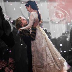 Royal love. Royal wedding. Mary and Francis,reign.