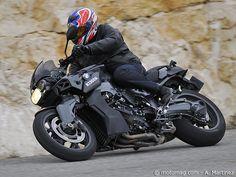 BMW K 1300 R - Moto Magazine - leader de l'actualité de la moto et du motard