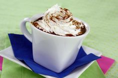Cinn-fully Good Choco-Nog | Recipes for Healthy Meals, Low-Calorie Snacks & More | Hungry Girl