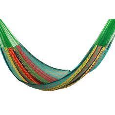Savannah Thick Cord L Mayan Hammock Multicolor (Mexico)