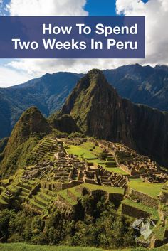 Travel Peru | A comp