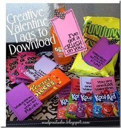 Valentine ideas...LOTS