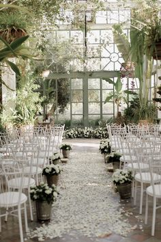 Elegant white wedding in Marrakesh, Morrocco on thelane.com now. Wedding Altars, Wedding Ceremony, Wedding Scene, Planner Inspiration, Aisle Runner Wedding, Modern Romance, Bridal Session, Here Comes The Bride, Marrakech