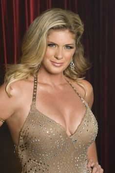 Rachel Hunter In Celebrity Circus