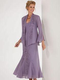 Grandmother Dresses 2 Piece Grandmother Of The Bride