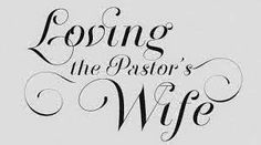Books for PASTORS' Wives