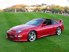 Nissan 300zx, always wanted one but never could get my hands on one!