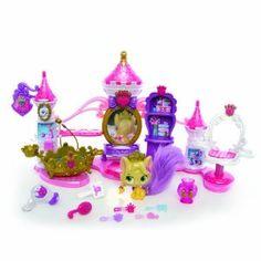 Amazon.com: Disney Princess Palace Pets Pamper & Beauty Salon Playset: Toys & Games