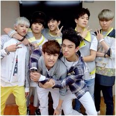 If you don't thank God, or the universe, or whatever you believe in, for GOT7 than we can't be friends because seriously they are a gift.....
