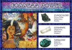 Goddess Power: Maat!
