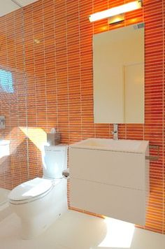 Bath Photos Mid Century Modern Bathroom Design, Pictures, Remodel, Decor and Ideas - page 52