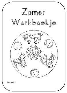 Zomerwerkboekje (gr3&4)