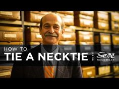 How to Tie a Necktie and Learn a Little Italian in the Process :)