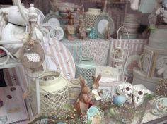 Allestimento di Pasqua...a La Maison de la Vie...Via Galvani, 18 Lissone (MB)