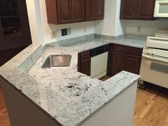New Cabinet Doors, Granite, Colonial, Kitchen Remodel, Home Decor, Decoration Home, Room Decor, Granite Counters, Home Interior Design