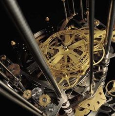 Clock of the Long Now: Prototype 1 | Atlas Obscura