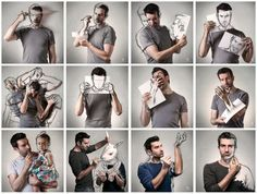 This tutorial will transform your self-portrait photos into cool fine art sketches. Sebastien Del Grosso