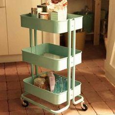 Raskog Kitchen Cart by Nike Karlsson  IKEA