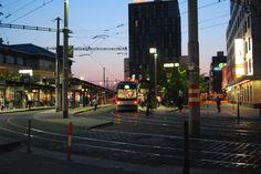 Hauptbahnhof. Mannheim.
