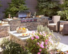 Backyard Bbq Grills Design, Pictures, Remodel, Decor and Ideas