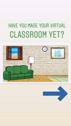 New Classroom, Classroom Setup, Google Classroom, Science Classroom, Classroom Prayer, Classroom Libraries, Flipped Classroom, Classroom Background, Virtual Class