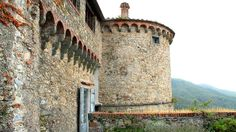 The Malaspina Castle of Fosdinovo in Italy was the beautiful setting of the tragic tale of Bianca Maria Aloisia, the daughter of the powerful Malaspina family.  The young woman, kept isolated from the world because she was an albino, decided to defy her cruel parents and pursue a love affair with a humble stable boy – which may have caused her demise.
