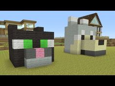 Minecraft House - How to Build : Modern Row Houses - Part 1 ...