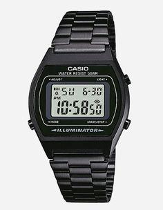 Casio - Armbanduhr B640WB-1AEF black