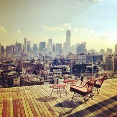Standard East Village penthouse