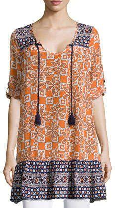 Plus Size Tunic/Dress